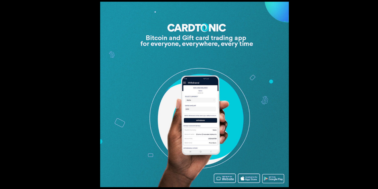 Gift Cards trading with Cardtonic becomes easier with mobile app