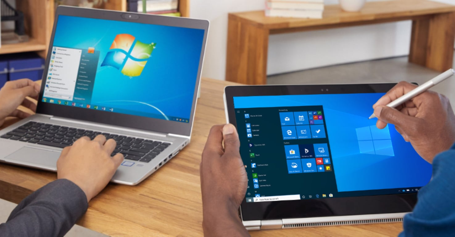 Microsoft Ends Support for Windows 7