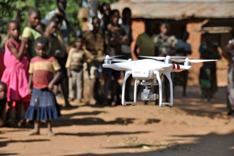 First Drone and Data Academy in Africa launched in Malawi