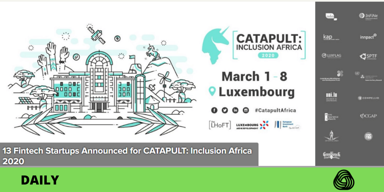 CATAPULT : Inclusion Africa took off this March.