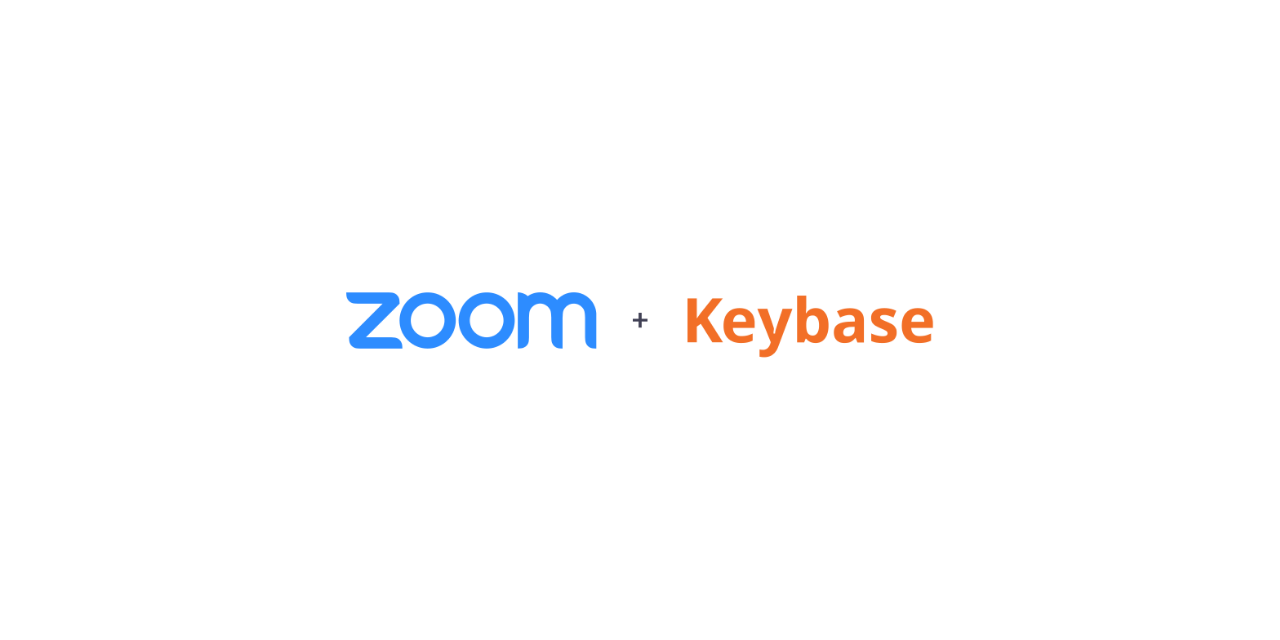 Zoom acquires Keybase to reinforce its encryption.