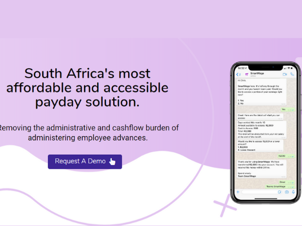 SmartWage secures R6M to expand its employee solution across South Africa.