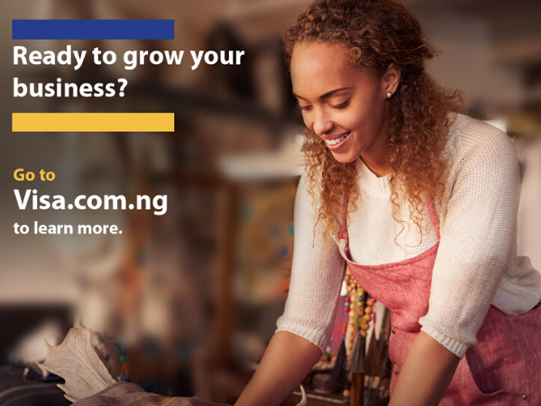 Visa supports Small Businesses in Nigeria With New Initiative; 'Where You Shop Matters'
