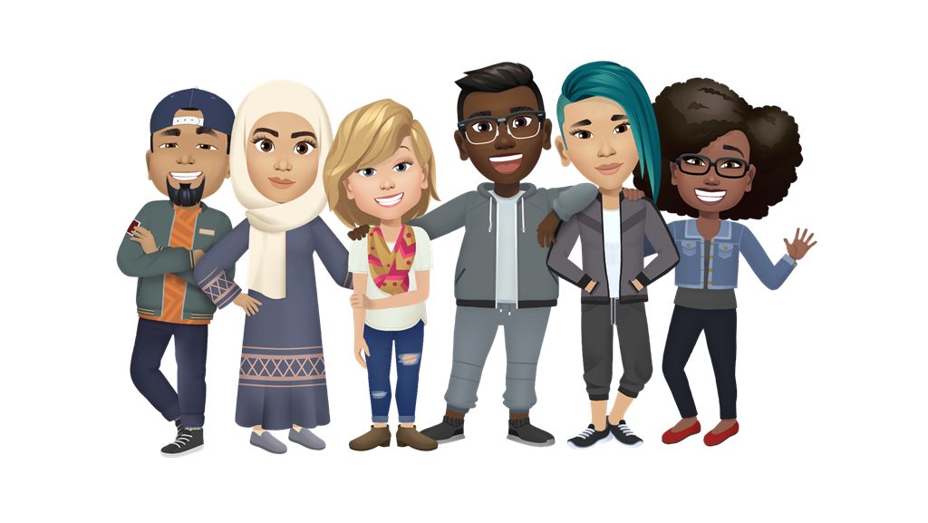 Facebook rolled out Avatars in Sub-Saharan Africa.