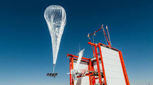 Google's Internet Balloons: The Story of Loon's Stay in Africa