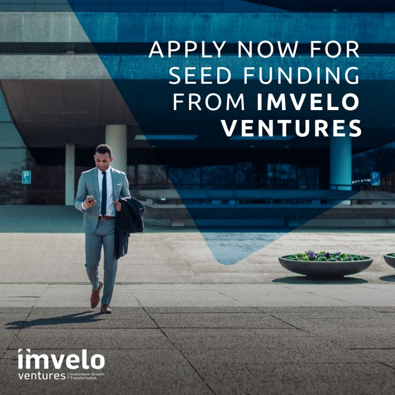 South Africa's Imvelo Ventures Sets Undisclosed Amount for Funding