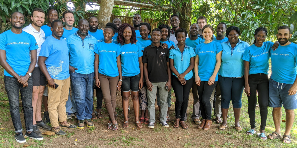 Ugandan fintech startup, Numida secures $2.3M seed round from MFS Africa