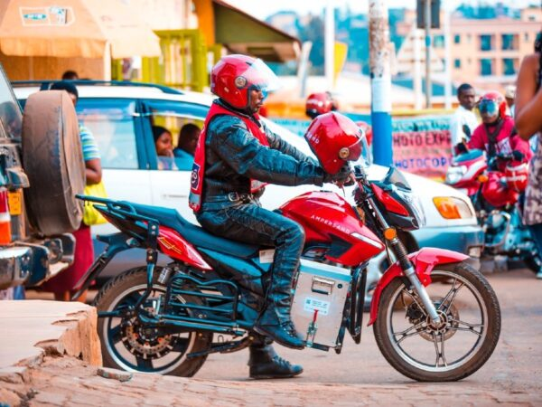 Rwanda's Electric Motorcycle Startup Ampersand secures $3.5M Investment