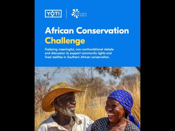 African Startups can participate in the African Conservation Challenge