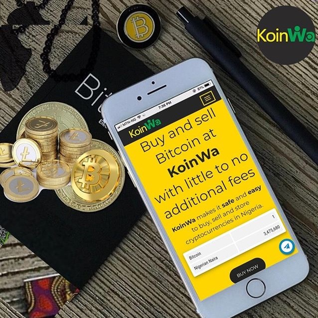 KoinWa launches P2P App to enable Bitcoin Trading in Nigeria