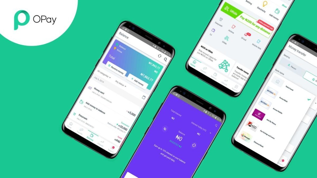 China-Backed African Fintech Startup OPay looks to raise $400Million