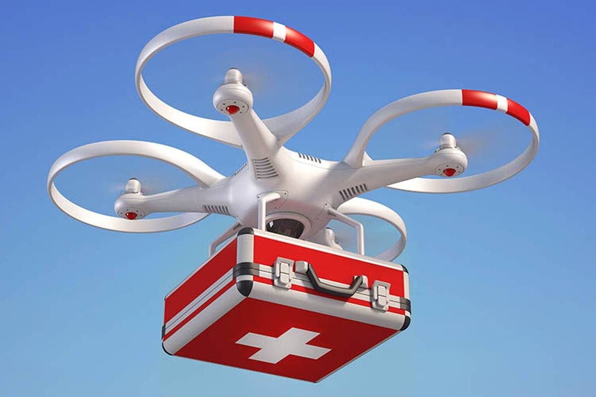 Botswana launches Pilot Drone Technology for Healthcare Delivery