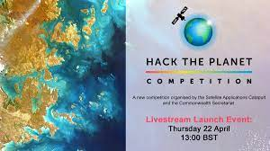 Hack the Planet competition 2021 opens to Innovators from Commonwealth Nations