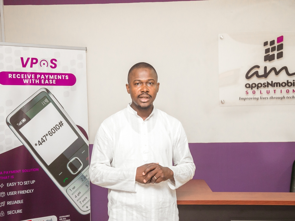 Ghana's Fintech Startup AppsNmobile secures $1M from Oasis Capital