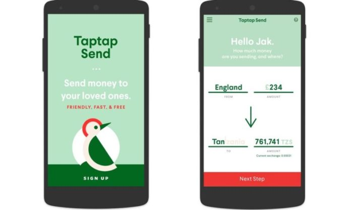 Taptap Send, a free remittance transfer service, secures $13.4 million in Series A funding