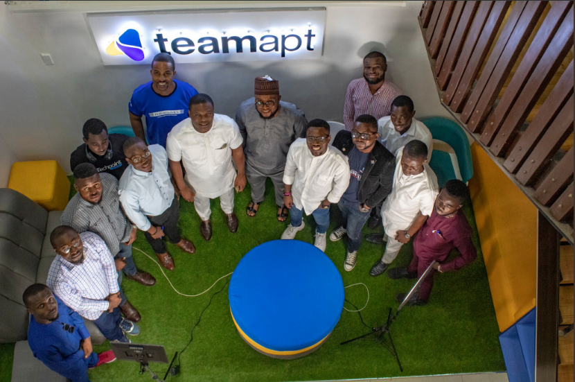 TeamApt closes an undisclosed Series B round to expand its financial services beyond Nigeria