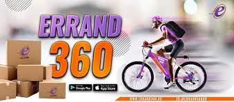 Bicycle-based delivery service Errand360 launches in Nigeria