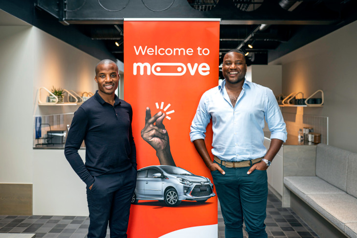 Nigerian Mobility Fintech Startup Moove raises $23m in funding