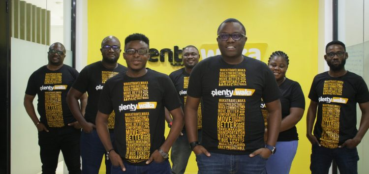 African Mobility startup, Plentywaka raise a $1.2M seed financing, acquires Ghana's Stabus
