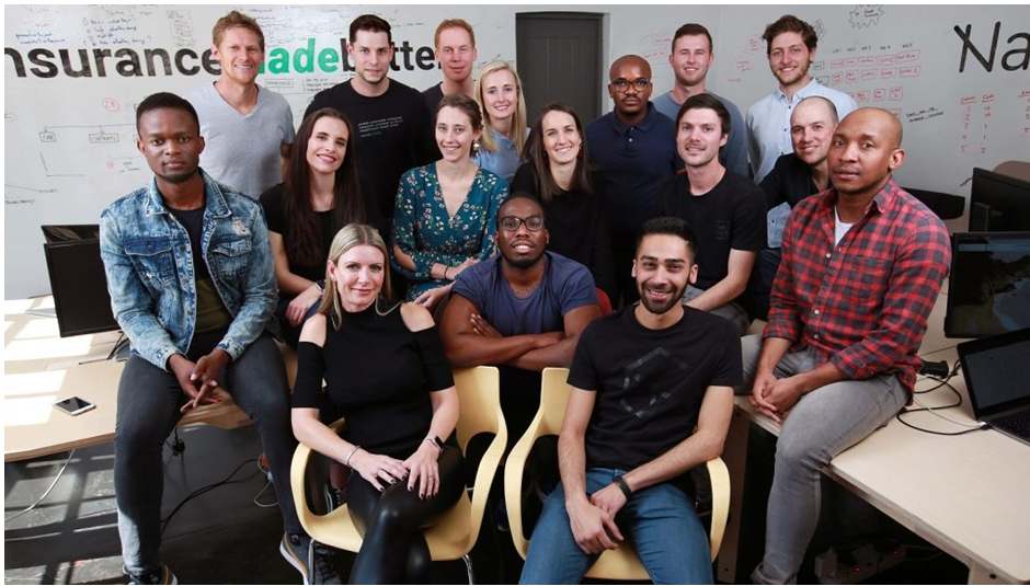 South African Insuretech startup, Naked closes $11 Million Series A led by Naspers Foundry
