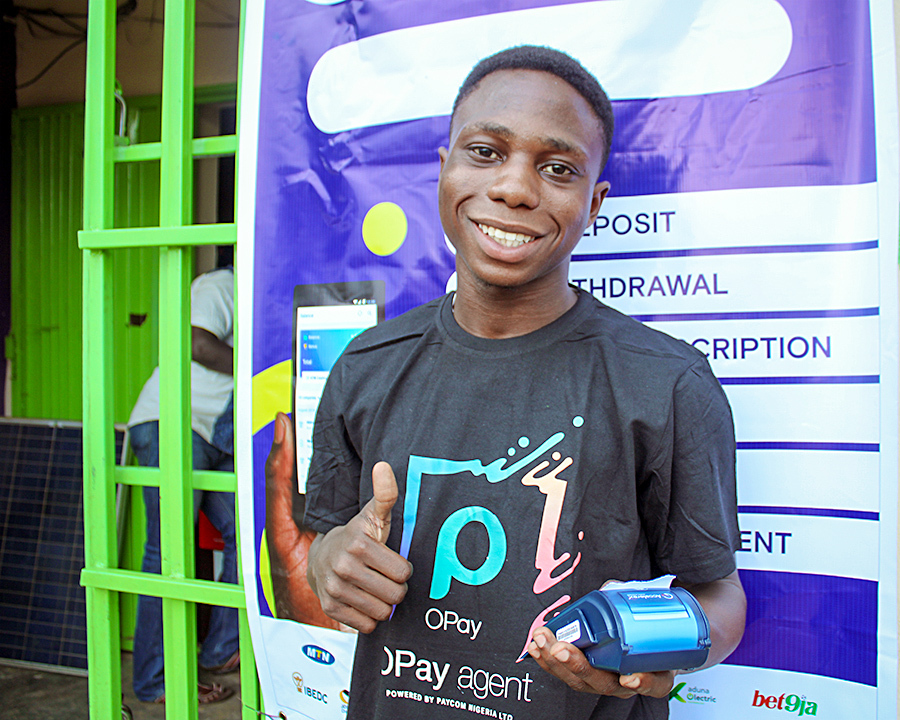 Nigeria's OPay raises $400m at $2bn valuation, led by SoftBank