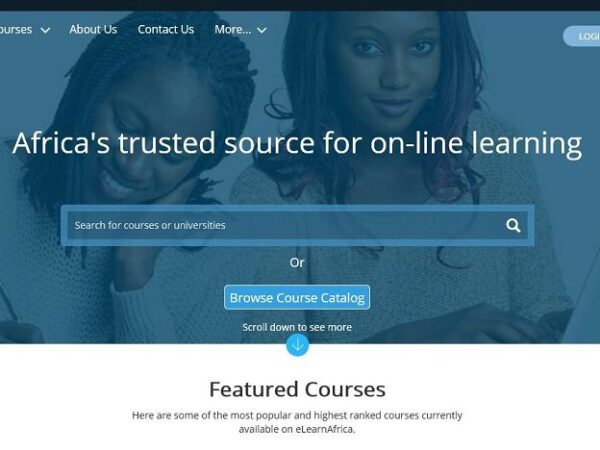 Pan-African Edtech startup eLearnAfrica Develops Platform to Deliver Free Courses to University Students
