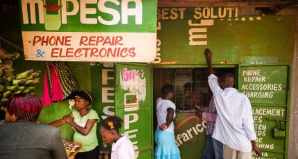 M-PESA Becomes Africa's Largest FinTech with 50-Million Active Users